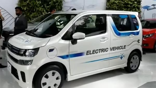 Maruti begins road tests of its made in India EV in India