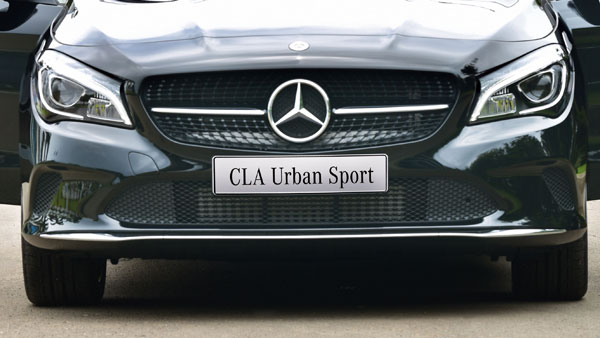 Mercedes-Benz CLA 200 & 200 d Urban Sport Launched; Prices Start At Rs 35.99 Lakh