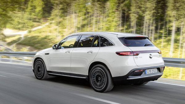 Mercedes-Benz EQC SUV Unveiled; To Rival The Tesla Model X