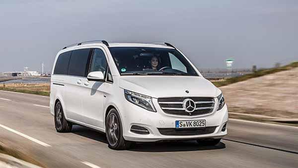Mercedes Van Price >> Mercedes Benz Considering The V Class Luxury Van For India