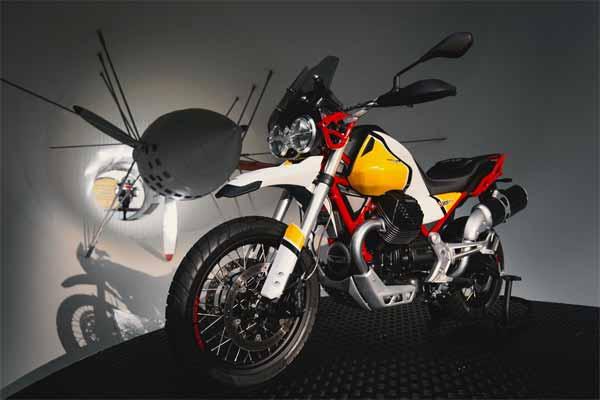 Moto Guzzi V85 Tt Unveiled Marks Its Return To The