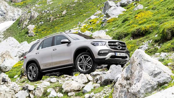 2019 Mercedes-Benz GLE Unveiled — High On Tech; Less On Looks