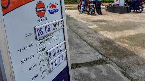 Fuel Stations In India Getting Ready To Display Rs 100/litre Petrol Pirce
