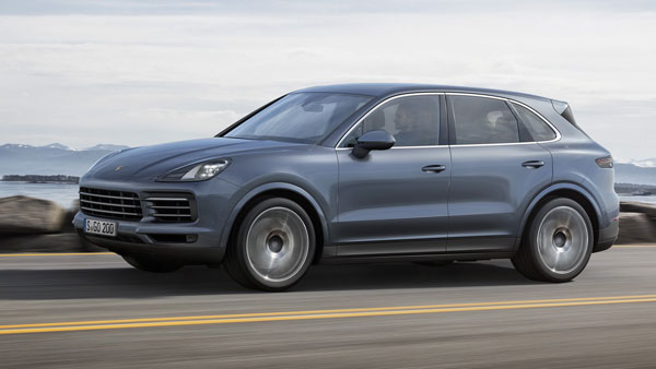 2018 Porsche Cayenne India Launch On 17th October; Details Revealed