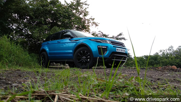 Range Rover Evoque Landmark Edition Road Test Review