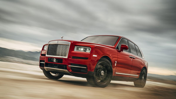 Rolls-Royce Cullinan SUV India-Launch In Late November — To Be Priced Upwards Of Rs 8 Crore