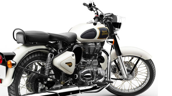 Royal Enfield Classic 350 Base Variant Gets Rear Disc Brake