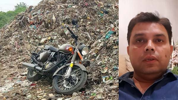 Royal Enfield Pegasus Owner Files RTI — Questions Government About The Lack Of ABS