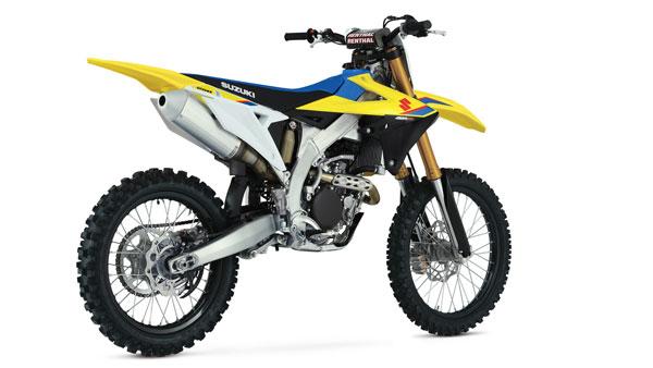 Suzuki To Introduce Four New Dirt Bikes In India