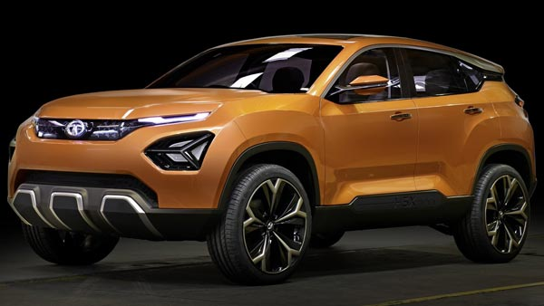Tata Harrier SUV To Make Public Debut In January 2019 — Lead Car For The Mumbai Marathon