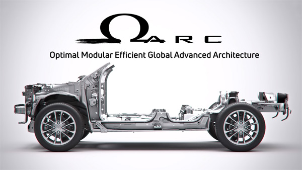 Tata Harrier's New OMEGARC Platform Explained In New Video
