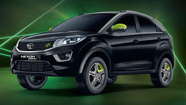 Tata Nexon Kraz Launched In India At Rs 7.14 lakh: Specifications, Features And Images