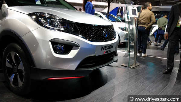 Tata Nexon JTP To Be Launched In India