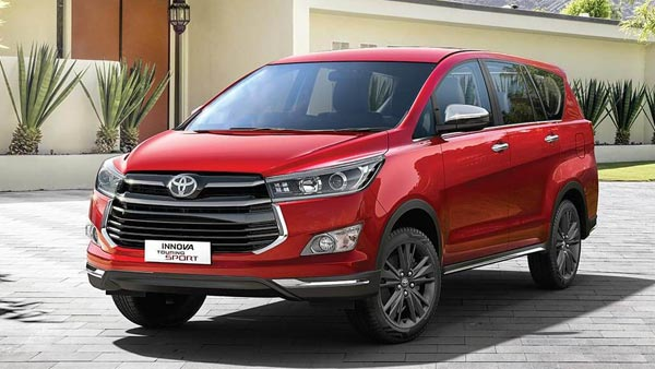 Toyota Innova Crysta & Fortuner Updated With Additional Features; Prices Increased