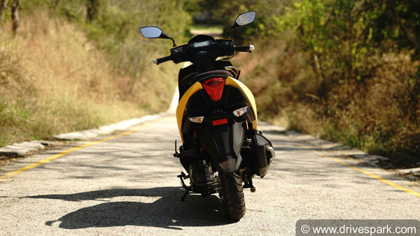 TVS Ntorq 125 Beats Honda Grazia And Suzuki Burgman Street In August 2018 Sales
