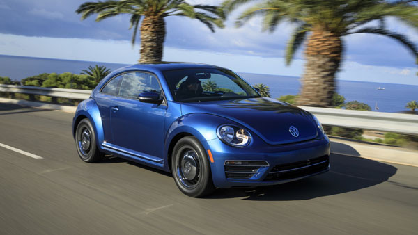 Volkswagen Beetle Final Edition — The Finality Of An Automotive Icon