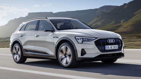 Unveiled: The first all-electric auto from Audi