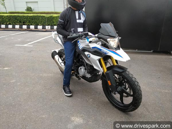 BMW G 310 GS Service Cost; Owner pays Rs 4,584 For First Service