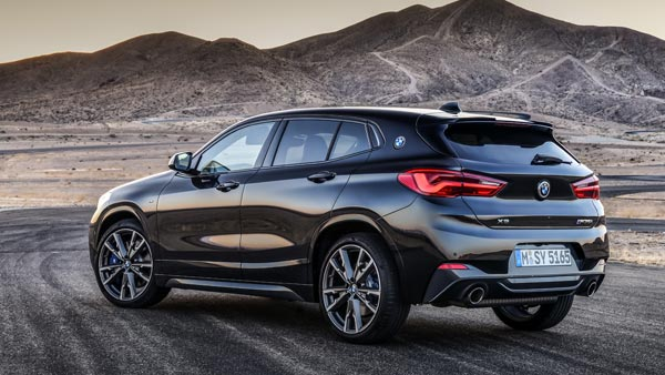 BMW X2 M35i Revealed; To Go On Sale In March 2019