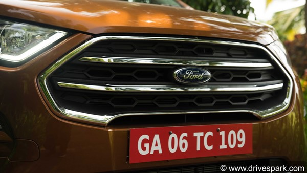 Ford EcoSport Recalled In India Over PCM Issue — 7249 Models Affected