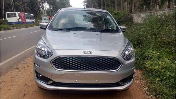 New Ford Aspire Facelift To Get Automatic Gearbox — Launch Next Month