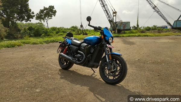 Harley Davidson Street Rod 750 — The Entry-Level Sports Cruiser