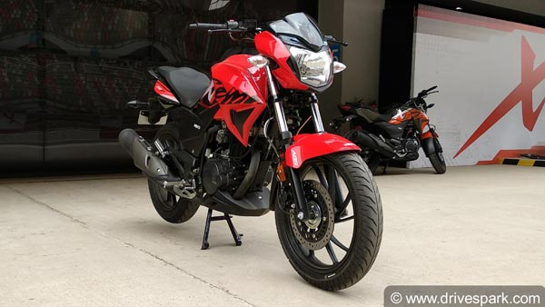 Hero Xtreme 200R Price Increased - Priced At Rs 89,900