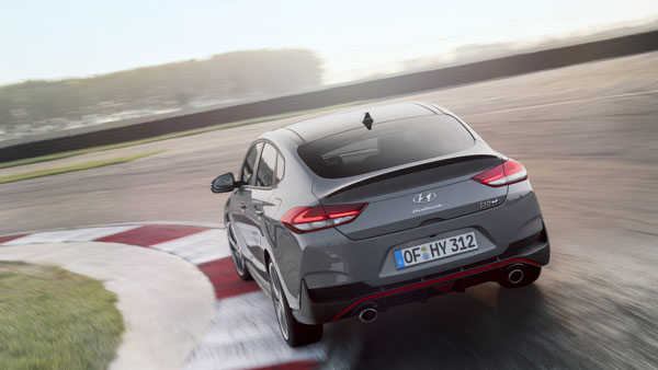 Hyundai i30 Fastback N Revealed Ahead Of Paris Debut