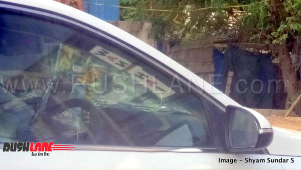 Hyundai i30 Premium Hatchback Spotted Testing In India
