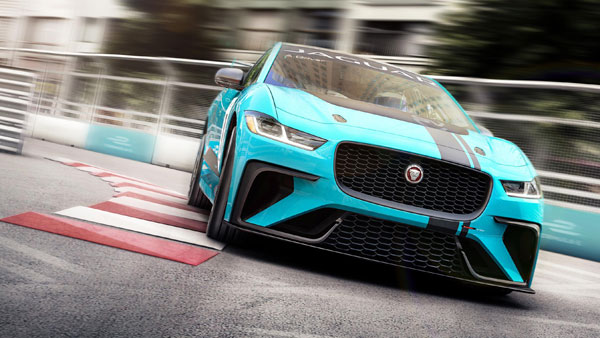 Jaguar I-Pace eTrophy Race Series To Begin In December 2018
