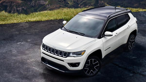 Jeep Compass Limited Plus With Sunroof Bookings Open Specs
