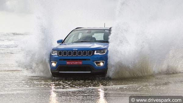Jeep Compass Limited Plus (With Sunroof) Bookings — Listed On Official Website