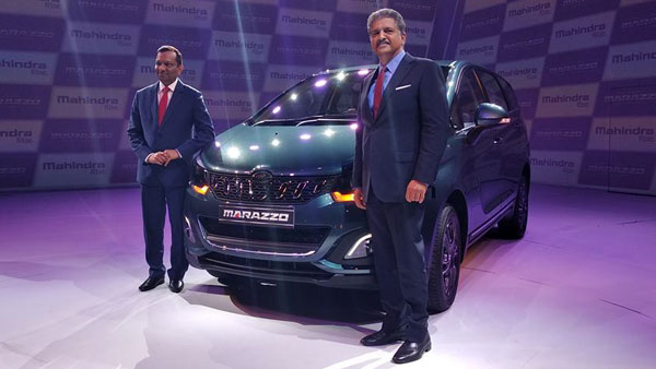 Mahindra Marazzo Launched In India At Rs 9.9 Lakh: Design, Specifications, Features And Images