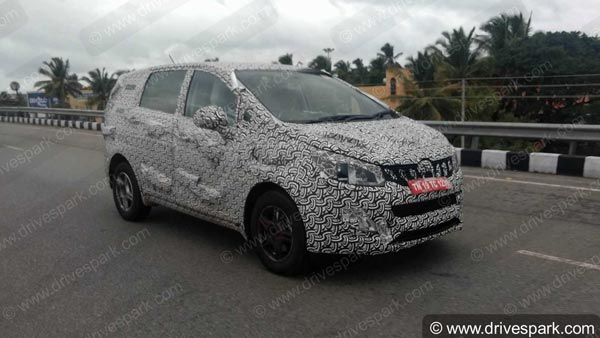 Have You Seen The Marazzo While Under Testing?