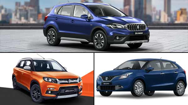 Maruti Baleno, S-Cross And Vitara Brezza Recalled Over Steering Issue