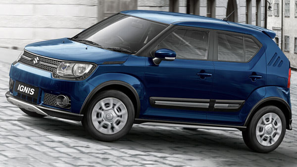Maruti Ignis Limited Edition Launched In India - Gets New Features And Rugged Body Kit