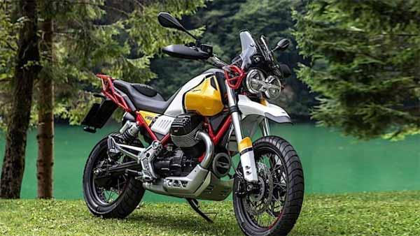 Moto Guzzi V85 TT Adventure-Tourer Motorcycle Revealed — Gets Full-Colour TFT Screen & Riding Modes