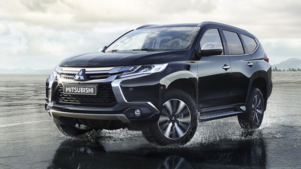 New-Gen Mitsubishi Pajero Sport India Launch Details Revealed