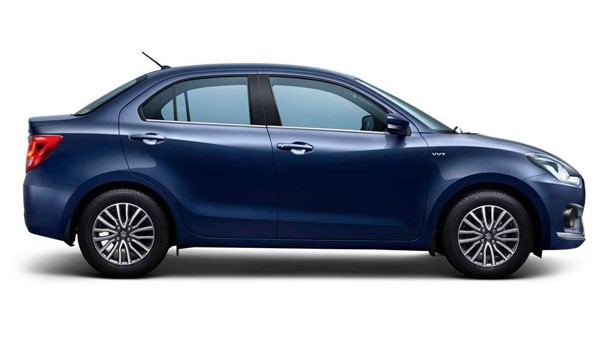 Maruti Dzire Comes Down As The Second Best-Selling Car In India — Honda Amaze To Blame?