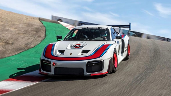 Reincarnated Porsche 935 Moby Dick Is The Most Beautiful Sight In Modern Motorsports