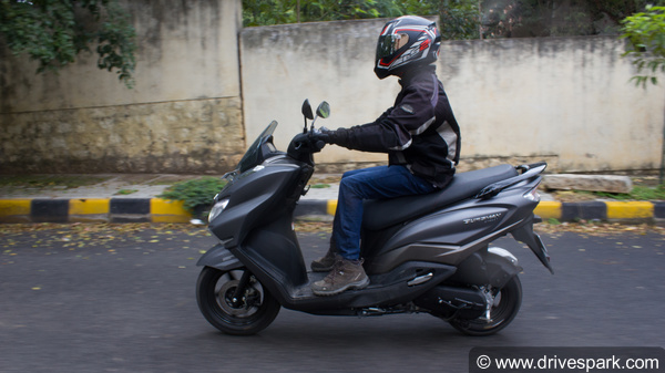 Suzuki Burgman Street Road Test Review — India's First Maxi-Scooter