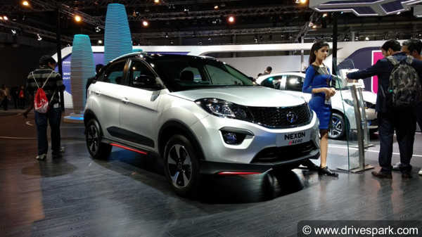 Tata Nexon JTP — Better Performance, Stiffer Springs And What More To Expect!