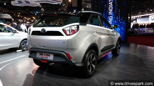 Tata Nexon JTP Confirmed — Better Performance, Stiffer Springs And More Fun Expected!