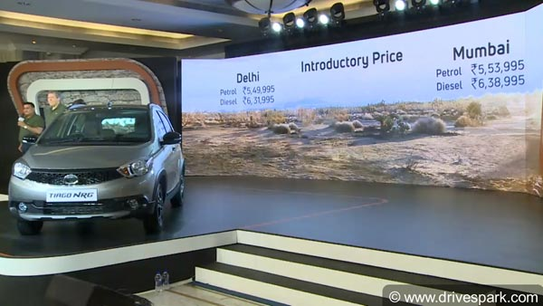 Launched At Rs 5.49 Lakh