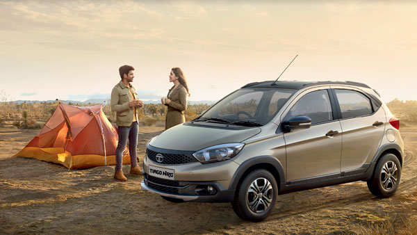 Tata Tiago NRG Top Features: Active Interiors, Touchscreen Infotainment, High Clearance & More