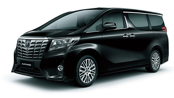 Toyota Alphard MPV Might Be Launched In India — Effect Of The New Import Rules