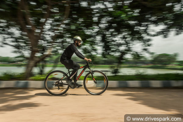 Exploring The Basics Of Commuting With The Trek Marlin 4 — Review