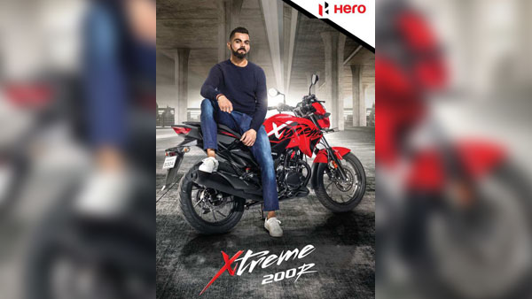 Virat Kohli Joins Hero MotoCorp As Brand Ambassador