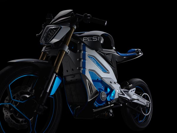 Yamaha Developing New Electric Two-Wheeler Platform For India And Global Markets