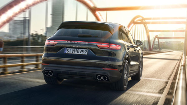 2018 Porsche Cayenne Launched In India At Rs 1.19 Crore: Specifications, Features And Images